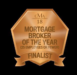 2018 Broker of the Year (Fewer than 25 Employees) Finalist Award